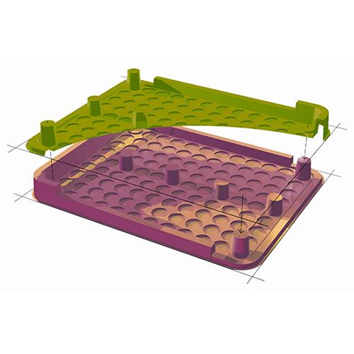 production tray